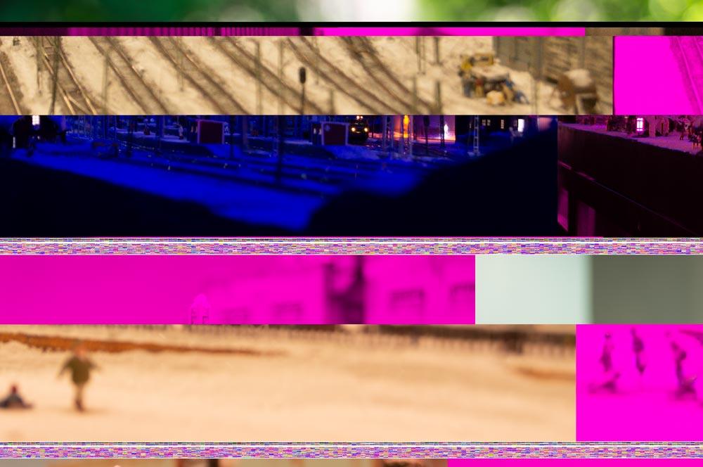 defekte RAW Datei